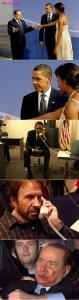 Obama vs Berlusconi